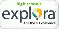 Explora general search engine for high school