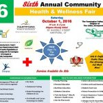 Free Community Health & Wellness Fair on October 1st