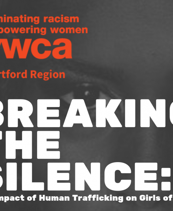 "YWCA Invites You to ""Breaking the Silence"""