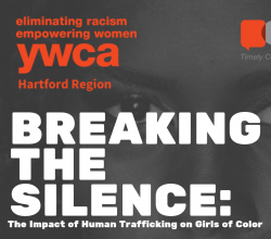 """YWCA Invites You to """"Breaking the Silence"""""""