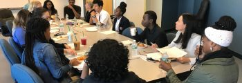 City-wide Student Senate Shares School Needs List with our Superintendent