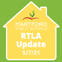 Superintendent Weekly Update – May 7, 2021