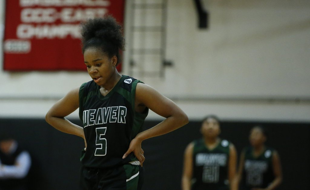 WEAVER HIGH SCHOOL  STANDOUT NAMED  GATORADE  ®  CONNECTICUT  GIRLS BASKETBALL  PLAYER OF THE YEAR
