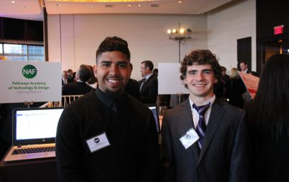 Read the Latest News from Pathways Academy of Technology & Design