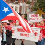 """About our Sanchez School: """"At This Hartford School, Welcoming Puerto Rican Evacuees Is Personal"""""""