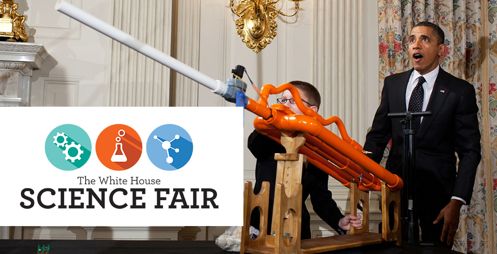 Know any Kid Scientists? ¬ The President Wants to Hear their Ideas on Science and Technology