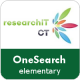 researchIT CT OneSearch (elementary)