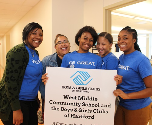 OUR SCHOOLS:  West Middle Community School Energizes Community Engagement with Launch of its New Volunteer Resource Center