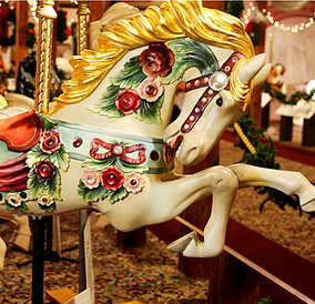 Free Rides at Bushnell Park Carousel's 102nd Birthday Party