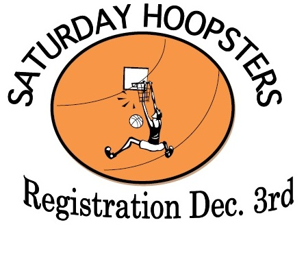 Registration for Saturday Hoopsters' 2016-17 Season for Kids ages 5-14 Takes Place Saturday, December 3rd