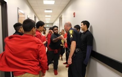 OUR SCHOOLS:  McDonough School and Milner School Students Tour Hartford's Public Safety Complex and City Hall to Explore Civic Careers
