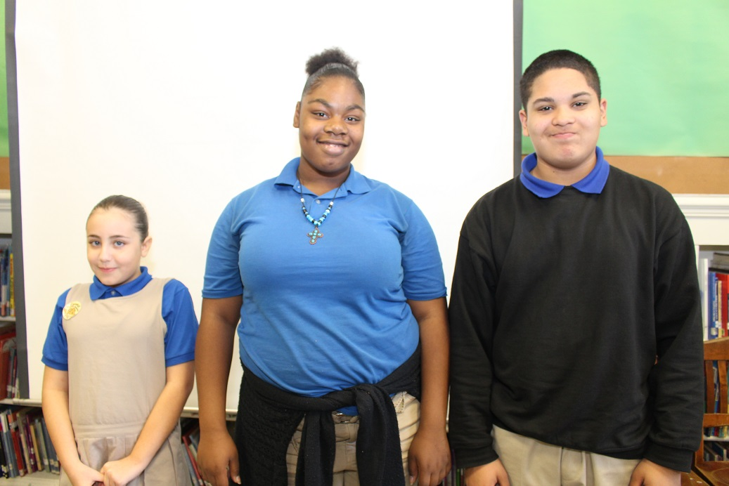 OUR PEOPLE: Burns Latino Studies Academy Students Win Aetna's Hispanic Heritage Essay Content