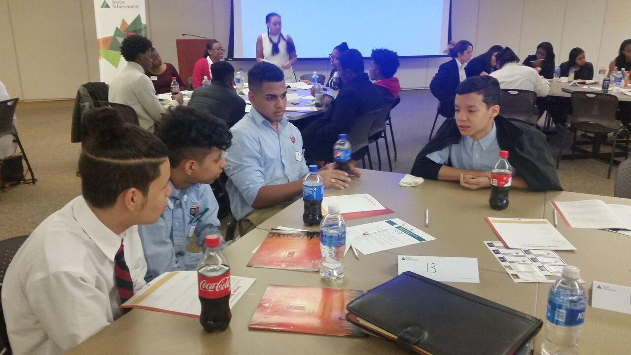 Students from High School, Inc. Are Finalists in The Hartford's Entrepreneurial Challenge