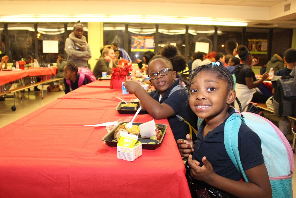 HPS Food & Nutrition Department Serves Cultural Fare and Fun for our After-school Programs