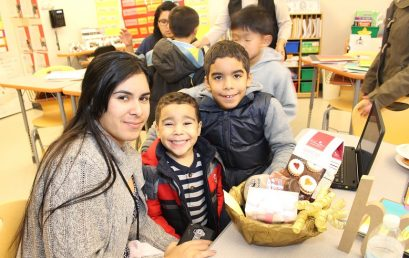 OUR SCHOOLS: English Language Learners Teachers and Coaches Host Blended Learning Night for Families of our ELL Students