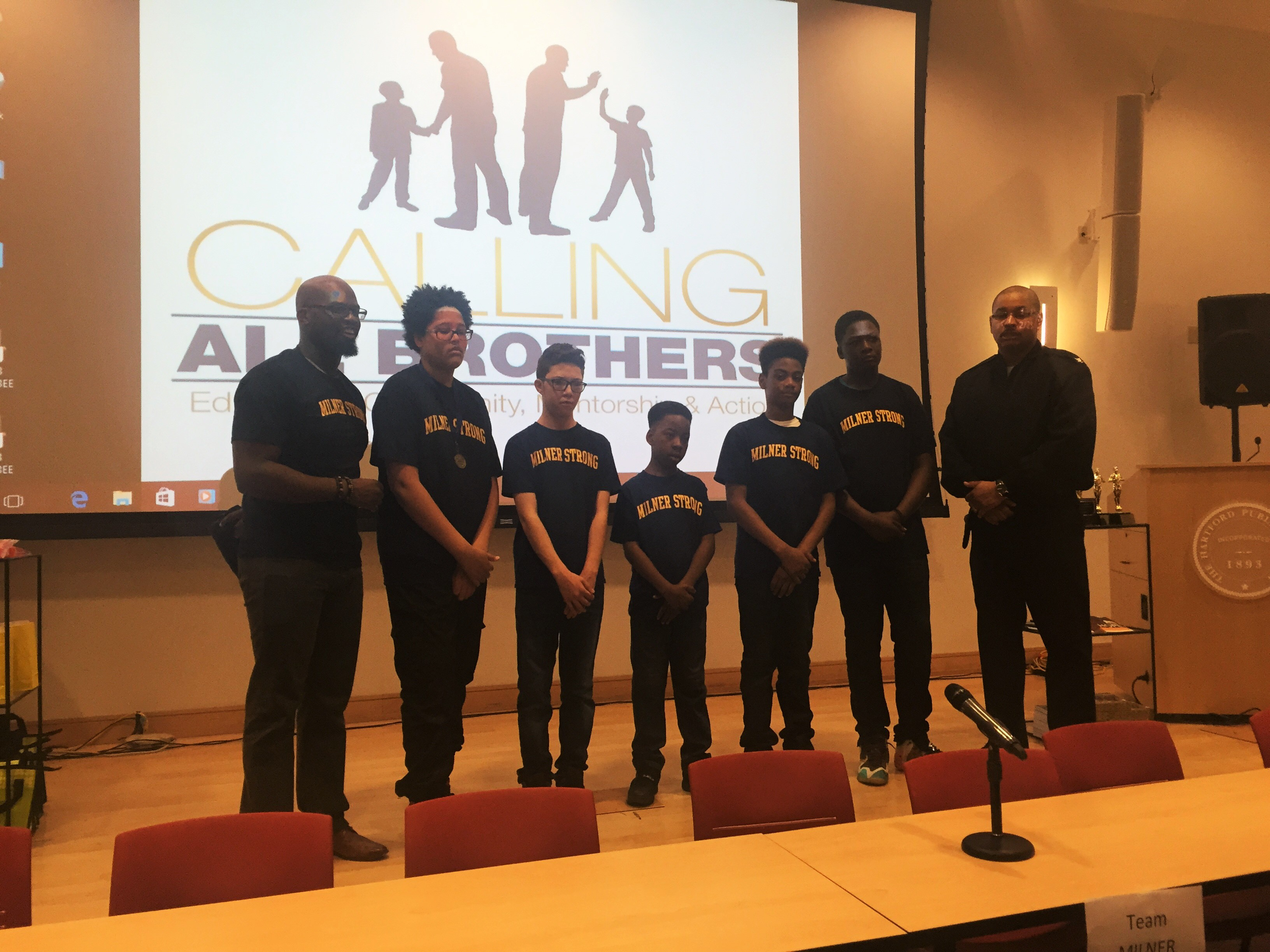Thirman L. Milner School Students Bring Home Top Prize in African & African-American History Bee