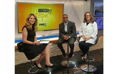 "Betances STEM Magnet School Teachers on Fox-61 Television's ""Stories of Hope"""