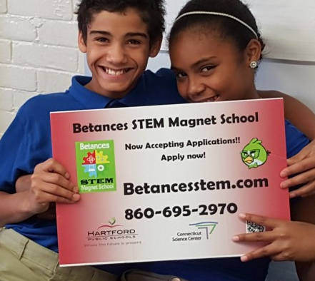 Betances STEM Magnet School 2018 Wrap-Up