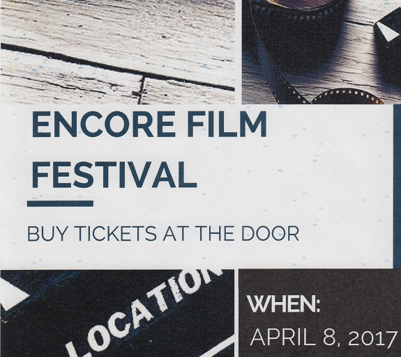 Classical Magnet School Student Founds ENCORE Film Festival; Hitting the Screen on April 8th, 2017