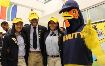 "Global Communications Academy Seniors Earn ""Full-ride"" Scholarships to Trinity College"