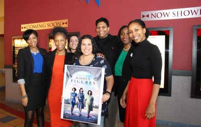 "OUR PEOPLE: ""Hidden Figures"" Film Screening and Panel Discussion Inspires our Female Students to Pursue Careers in STEM"