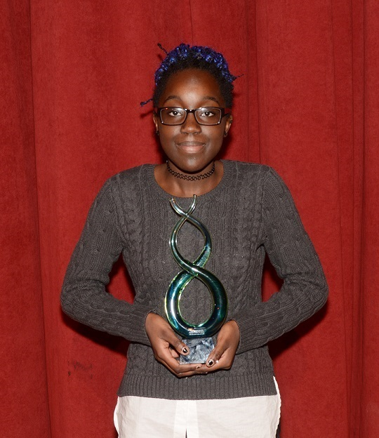 Classical Magnet School Student is Connecticut State Champion in the Poetry Out Loud Recitation Competition