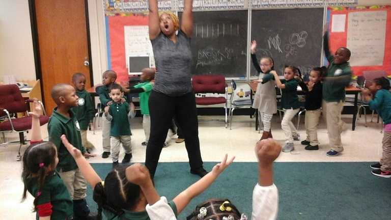 Martin Luther King Jr. School Pre-kindergarten Classrooms Awarded Grant from Jamie A. Hulley Arts Foundation