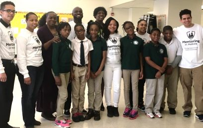 "Martin Luther King School Students Participate in ""Mentoring in Medicine"" Poster Contest Kick-off"