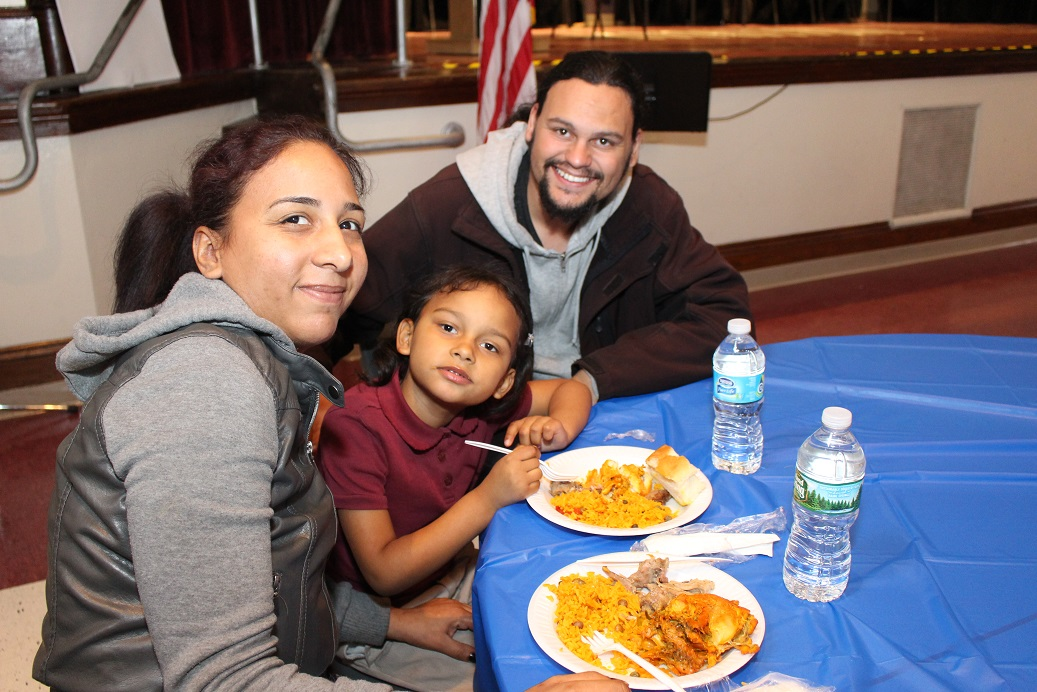 HPS Special Education Department Hosts First Annual ABA Luncheon at Rawson School