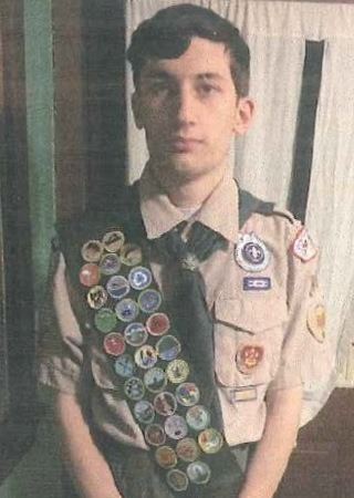 Classical Magnet Student Earns Rank of Eagle Scout