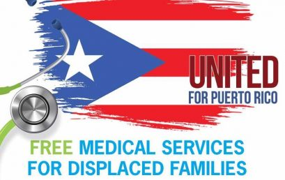 FREE MEDICAL SERVICES FOR DISPLACED FAMILIES