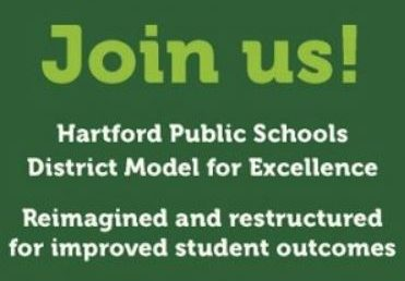 Please Join Us for Two Presentations about Restructuring our District