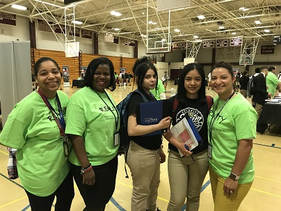 Bulkeley High School Students Attend the 1st Annual Financial Reality Fair