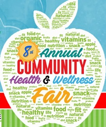 8th Annual Health & Wellness Fair October 6th!