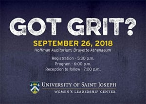 Got Grit? Want to learn how to increase your Grit skills?