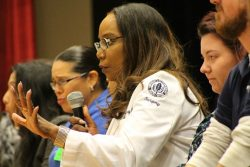 Annie Fisher STEM Magnet School Hosts College & Career Panel for Students