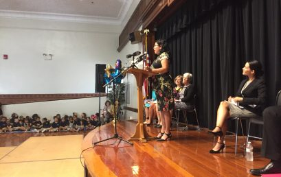 Hartford Public Schools' Marisol Rodriguez Named Connecticut's 2019 Anne Marie Murphy Paraeducator of the Year