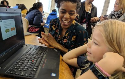 Students Teach School Leaders How to Code
