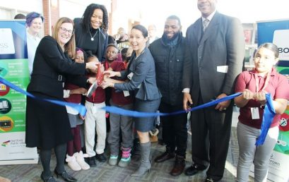 Hartford Public Library and Hartford Public Schools Launch Boundless Pilot Program at Rawson School