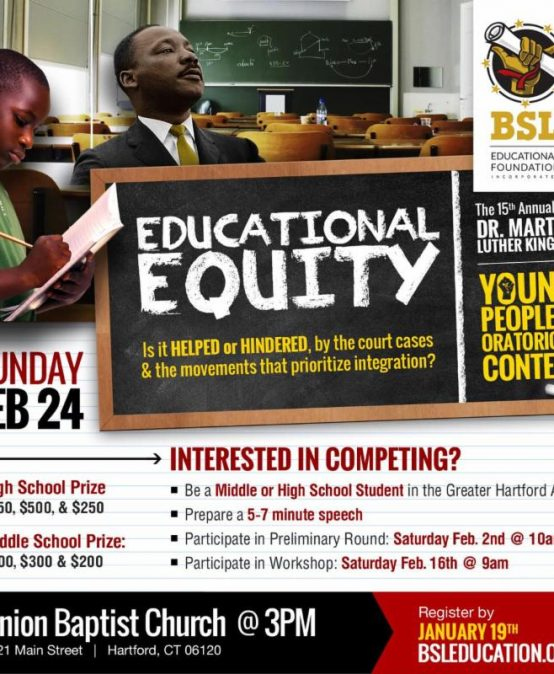 Dr. Martin Luther King, Jr., Young People's Oratorical Contest