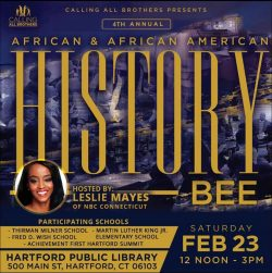 Cheer on our Students at the 4th Annual African and African American History Bee