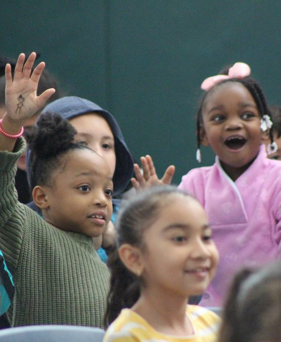 Breakthrough Magnet School South Hosts Global Equity Day