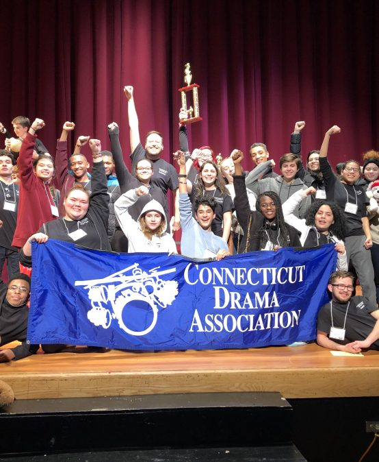 """Kinsella's Production of """"The Tempest"""" Sweeps the CT Drama Awards"""