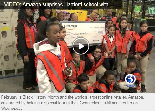 712af8b4fbc Milner School Students Explore STEM Careers at Amazon – and Get a Big  Surprise