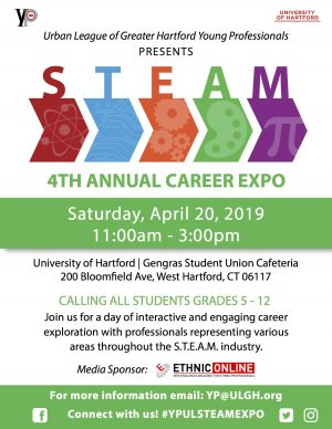 S.T.E.A.M. 4th Annual Career Expo