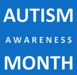April Autism Awareness Month!