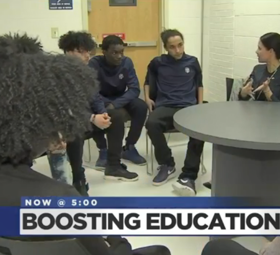 In Light of $100 Million Investment; Hartford Public High School Students Talk Re-engagement