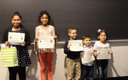 Students Earn Scholarships to STEM Science Camp