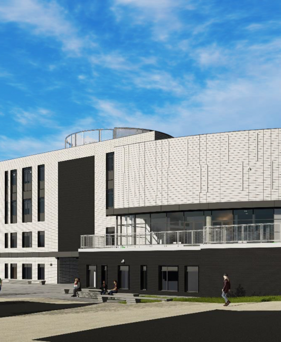 THE WEAVER HIGH SCHOOL RENOVATION PROJECT