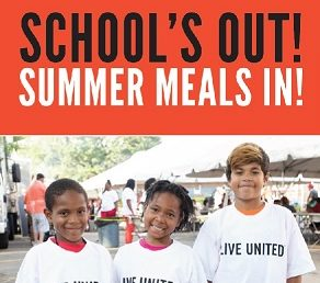 JOIN US FOR OUR ANNUAL SUMMER MEALS BLITZ AND BLOCK PARTY